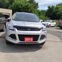Used 2015 Ford Escape SE for sale in Orillia, ON