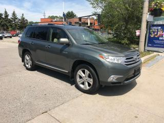 Used 2013 Toyota Highlander LIMITED,7PASS,NAV,B/U CAMERA,SAFETY+3Y WARANTY INC for sale in Toronto, ON