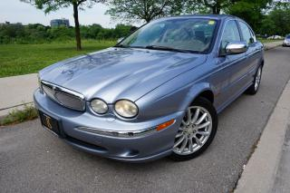 Used 2007 Jaguar X-Type STUNNING COLOUR COMBINATION / AWD / NO ACCIDENTS for sale in Etobicoke, ON
