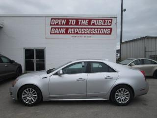 Used 2011 Cadillac CTS Leather for sale in Toronto, ON