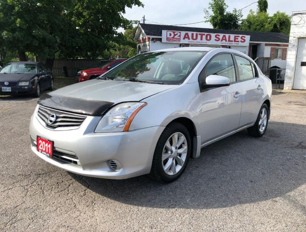 2011 Nissan Sentra Automatic/Comes Certified/4 Cylinder Gas Saver