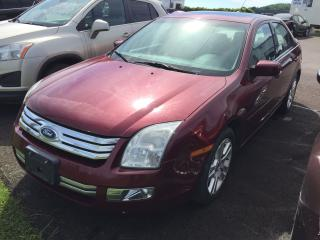 Used 2007 Ford Fusion SEL for sale in Alliston, ON