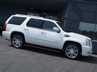 Used 2011 Cadillac Escalade HYBRID|PLATINUM|8 SEATS|NAVI|TRIPLE DVD|REARCAM for sale in Toronto, ON
