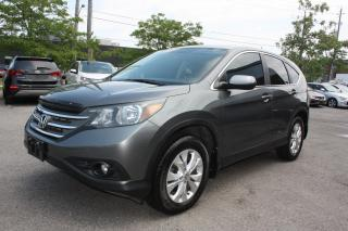 Used 2013 Honda CR-V EX-L LEATHER SUNROOF ACCIDENT FREE for sale in Toronto, ON
