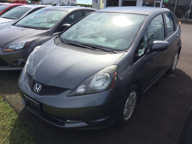 2011 Honda Fit LX