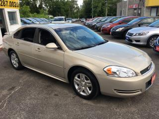 Used 2009 Chevrolet Impala LT for sale in Scarborough, ON