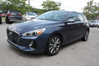 Used 2018 Hyundai Elantra GT GLS LOW KM ACCIDENT FREE ONE OWNER for sale in Toronto, ON