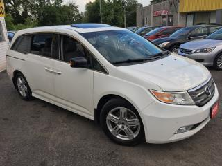 Used 2011 Honda Odyssey Touring for sale in Scarborough, ON