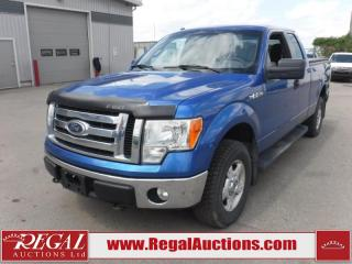 Used 2010 Ford F-150 XLT SUPERCAB 4WD 5.4L for sale in Calgary, AB