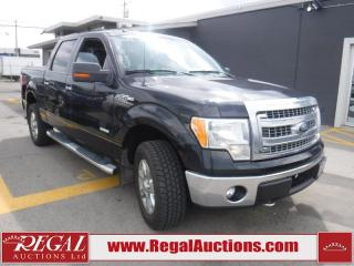 Used 2014 Ford F-150 XLT 4D SUPERCREW 4WD for sale in Calgary, AB