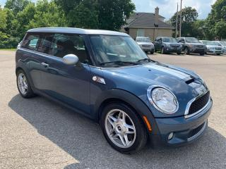 Used 2009 MINI Cooper Clubman S/1.6L/TURBO/ONE OWNER/AUTOMATIC/SAFETY INCLUDED for sale in Cambridge, ON