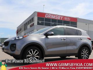 New 2019 Kia Sportage EX| Leather| Demo| Huge Savings! for sale in Grimsby, ON