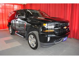 Used 2017 Chevrolet Silverado 1500 2LT | Regular Short Box | Z71 | Topper for sale in Listowel, ON