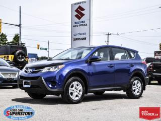 Used 2015 Toyota RAV4 LE ~VERY CLEAN for sale in Barrie, ON
