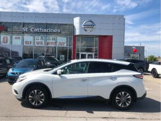 Used 2015 Nissan Murano 2015 Nissan Murano - AWD 4dr SL for sale in St. Catharines, ON