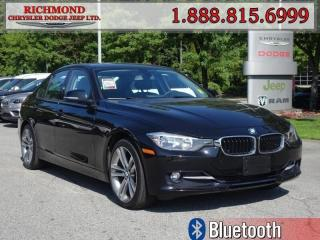 Used 2015 BMW 320i xDrive for sale in Richmond, BC