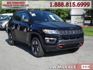 Used 2018 Jeep Compass Trailhawk for sale in Richmond, BC