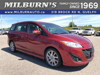 Used 2017 Mazda MAZDA5 GT for sale in Guelph, ON