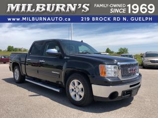 Used 2010 GMC Sierra 1500 Hybrid 4x4 for sale in Guelph, ON