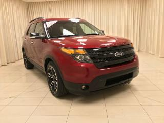 Used 2014 Ford Explorer Sport 4WD for sale in Calgary, AB
