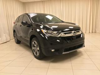 Used 2018 Honda CR-V EX-L 4WD for sale in Calgary, AB