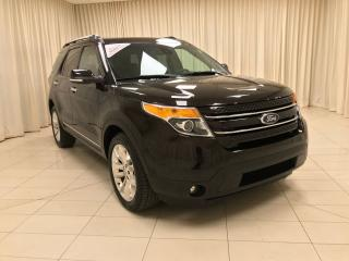 Used 2013 Ford Explorer Limited AWD for sale in Calgary, AB