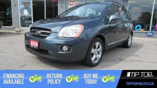 Used 2009 Kia Rondo EX 7-Seater ** Bluetooth, Heated Seats, Sunroof ** for sale in Bowmanville, ON