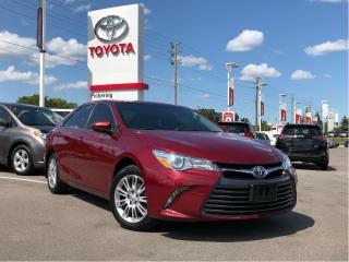 Used 2015 Toyota Camry LE for sale in Pickering, ON