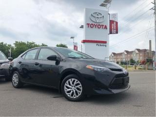 Used 2019 Toyota Corolla LE for sale in Pickering, ON