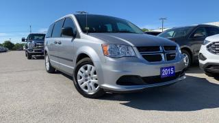 Used 2015 Dodge Grand Caravan CANADA VALUE PACKAGE 3.6L V6 for sale in Midland, ON