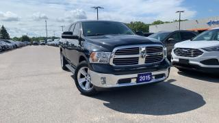 Used 2015 RAM 1500 SLT 3.0L V6 DIESEL HEATED SEATS/STEERING for sale in Midland, ON