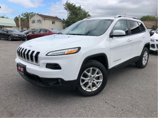 2016 Jeep Cherokee North| Bluetooth | 4WD | Backup Camera| Htd Seats
