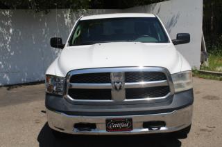 Used 2013 RAM 1500 4WD QUAD CAB 140.5
