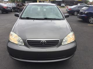 Used 2005 Toyota Corolla 4DR SDN for sale in Hamilton, ON