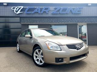 Used 2008 Nissan Maxima 3.5 SE LEATHER SUNROOF for sale in Calgary, AB