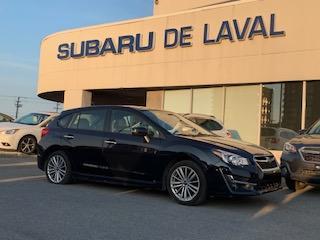 Used 2015 Subaru Impreza 2.0i Limited Eyesight Hatchback ** Cuir for sale in Laval, QC