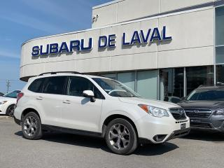 Used 2015 Subaru Forester 2.5i Limited Awd ** Cuir Toit Navigation for sale in Laval, QC