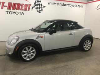 Used 2013 MINI Cooper S Cooper S for sale in St-Hubert, QC