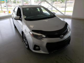 Used 2015 Toyota Corolla Berline 4 portes, boîte manuelle, CE for sale in Montréal, QC