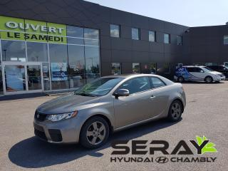 Used 2010 Kia Forte Koup 2.0l Ex T.ouvrant for sale in Chambly, QC