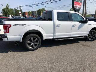 Used 2016 Ford F-150 SPORT CREW CAB 302A for sale in Beauport, QC