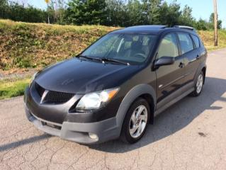 Used 2006 Pontiac Vibe Familiale 4 portes à traction avant for sale in Quebec, QC