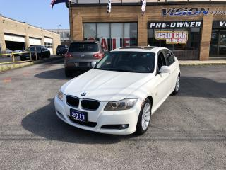 Used 2011 BMW 3 Series 2011 BMW 328 XI/NAVIGATION for sale in North York, ON