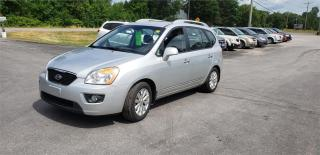 Used 2012 Kia Rondo 130k safetied 1 owner we finance EX for sale in Madoc, ON