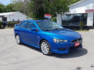 Used 2009 Mitsubishi Lancer GT for sale in Barrie, ON