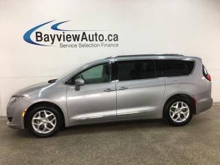 Used 2018 Chrysler Pacifica Touring-L Plus - LTHR! PANOROOF! 3 ZONE CLIMATE! ENTERTAINMENT SYSTEM! for sale in Belleville, ON