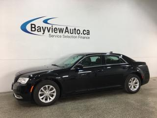 Used 2018 Chrysler 300 Touring - 8SPD AUTO! HTD LEATHER! PANOROOF! NAV! + MUCH MORE! for sale in Belleville, ON