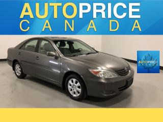 Used 2004 Toyota Camry LE V6 for sale in Mississauga, ON