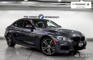 Used 2016 BMW 3 Series 340i xDrive Sedan -HUD|M PERF PKG| M SPORT|LOW KMS for sale in Newmarket, ON