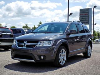 Used 2018 Dodge Journey GT AWD *CUIR*TOIT*DVD*GPS* for sale in Brossard, QC
